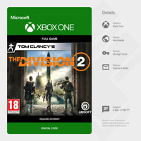 Tom Clancy's The Division 2 (Xbox One) - Digital Code [GLOBAL, MULTI-LANG]