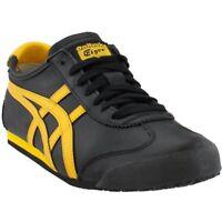 ASICS Onitsuka Tiger Mexico 66 Sneakers- Black- Mens