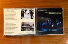 The Beatles Live at Palais Des Sports Paris 1965 CD (Afternoon and Evening Show)