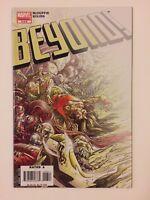 Beyond! #6 Marvel Comics (2007) VF/NM McDuffie Kolins