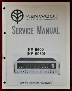 Kenwood Vintage Electronics Parts Accessories For Sale Ebay
