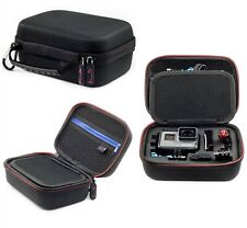 Digicharge Carry Case For GoPro Hero 8 7 6 5 4 3+ 3 Action Cam Go Pro HD X Small