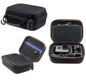 Digicharge Carry Case For GoPro Max Hero 9 8 7 6 5 4 Action Cam Go Pro X Small