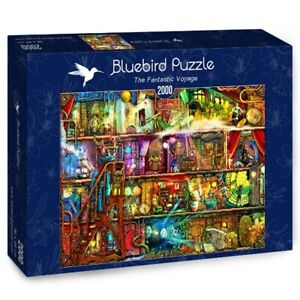 Puzzle 2000 pezzi The Fantastic Voyage Blue Bird
