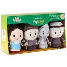 Hallmark itty bittys The Wizard of Oz Stuffed Animals, Collector Set of 4