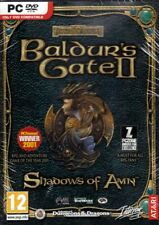 Baldur's Gate II 2: Shadows of Amn (PC Game) Vista/XP FREE US SHIPPING
