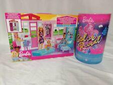 Color De Barbie revelan divertida fiesta de Pijamas Set con 50+ sorpresas y Barbie Casa!