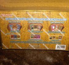 Yu-Gi-Oh - Yugi's Legendary Deck Box Set, in deutscher Sprache -Neu,OVP,Lizenz