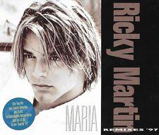 Ricky Martin- Maria (Single-CD, 1996)