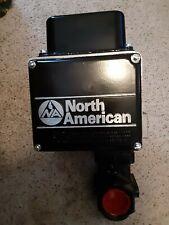 "North American Nat Gas Shut Off  Valve 1.5"" 1518-3"