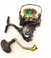 Daiwa Exceler LT 5.2:1 Left/Right Hand Spinning Fishing Reel - EXLT4000D-C
