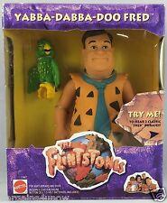 The Flintstones Yabba-Dabba-Doo Fred NIB