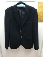 Sports Jacket ,navy Blue,Wool Type Material ,size Small