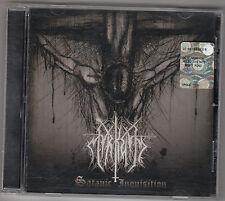 Myrkvid  – Satanic Inquisition CD