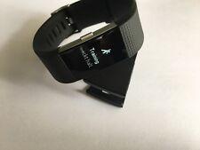 Fitbit Charge 2 Fitness-Tracker Touch-Display Herzfrequenz-Messung Schlaftracker