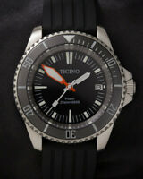 Ticino submariner fifty fathoms dive watch seiko nh35 movement