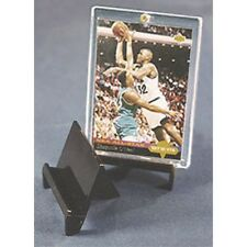 """10x PRO-MOLD PCSTAND 1/4"""" Card Holder Stand for Business Cards or Graded Cards"""