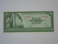 South Vietnam 200 Dong Linh Bong Sung (See Photos) Rare!