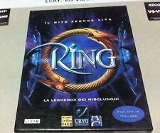 RING LA LEGGENDA DEI NIBELUNGHI  VERSION CD-ROM ITA