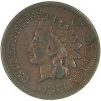 1883 Indian Head Cent Very Good Penny VG