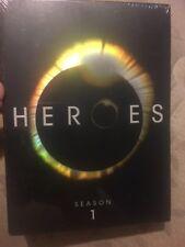 Heroes - Season 1 (DVD, 2007, 7-Disc Set)