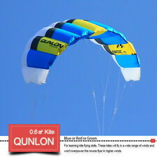 0.6sqm Sports 2 Line Traction Kites Outdoor Kitesurfing & Power with Flying Set