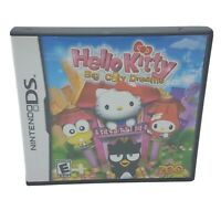 Hello Kitty Party (Nintendo DS, 2009) COMPLETE - TESTED & WORKING