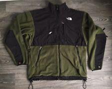 THE NORTH FACE Denali Fleece Jacket Polar 90s Vtg Green Men XL/2XL