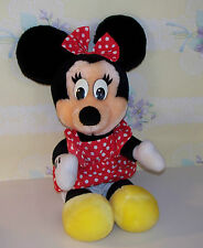 "Disneyland Walt Disney World 13"" Minnie Mouse Plush Toy"