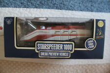 2010 Star Wars Star Tours STARSPEEDER 1000 Sneak Preview Disney Ltd Ed of 10,000