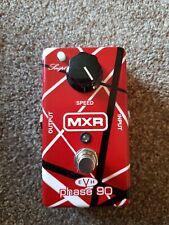 More details for eddie van halen mxr phase 90 guitar effects phaser pedal