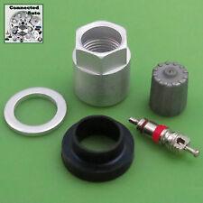 Honda TIRE PRESSURE SENSOR TPMS REBUILD SERVICE KIT valve cap core nut HN-2040