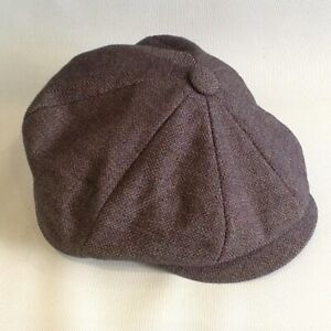 M&S Baker Boy Cap Thermowarm Stormwear Cap Size Small / Medium 6.3/4 -7.1/8 New