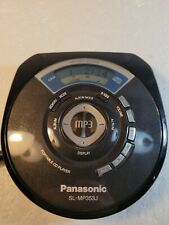 Panasonic Sl-Mp353J Personal Mp3 Cd Player Anti-Skip System