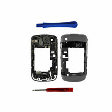 ORIGINAL GREY MIDPLATE FOR BLACKBERRY CURVE 8520 + CHASSIS/MIDDLE FRAME/HOUSING