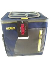 Thermos Insulated Cooler Cool Bag Box Camping Thermal Food Storage