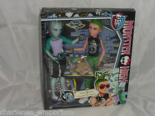 MONSTER HIGH Deuce Gorgon & Gil Webber Gill Gillington Mansters' night in RARE