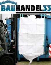 Big Bag 90 x 90 x 110 cm, Schürze, Auslauf 35 x 50 cm, SWL 1000 kg, SF 5:1