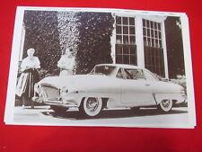 1954 HUDSON ITALIA SHOW CAR 11 X 17  PHOTO   PICTURE