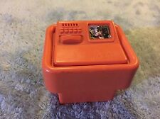 Vintage 1977 Mattel USA Barbie Tv / Computer With Stand Barbie House Furniture