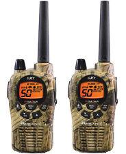 Midland GXT1050VP4 Camo JIS4 Waterproof Two Way Radio / Walkie Talkie 2 Pack New