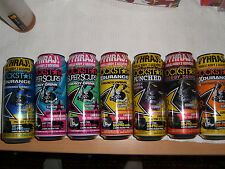 7 FULL Energy Drink Dose USA Can 500ml = Rockstar Summerride Edition =RARITÄT