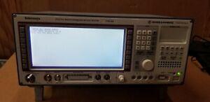 Rohde & Schwarz CMD80 Radio Communications Test Set READ!