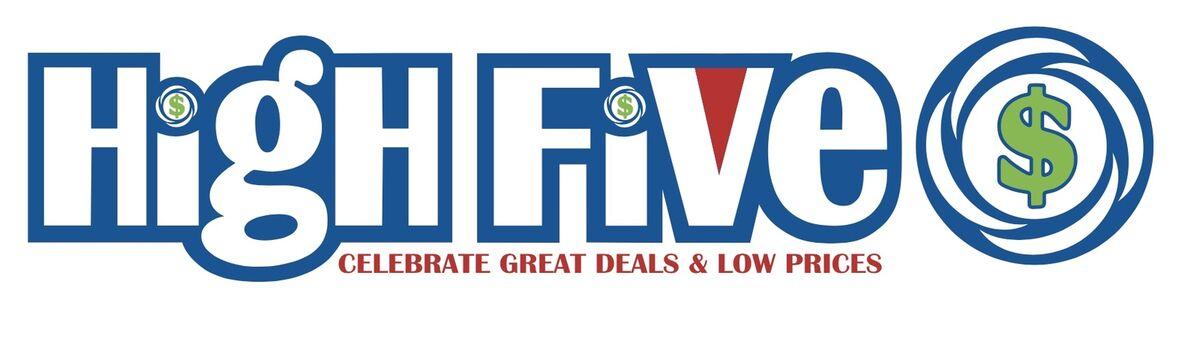 High Five Distributing, Inc.