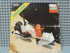 LEGO® Space Classic Bauanleitung 6842 Shuttle Craft BA ungelocht