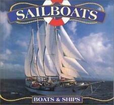 Sailboats: Boats & Ships by Cooper, Jason
