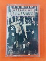 ATTACK OF THE TUBES s/t 4XL9539 Cassette Tape