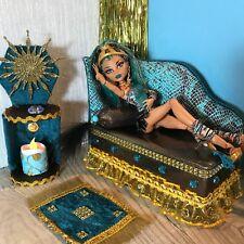 Monster High Furniture Set Couch Sofa for Nefera de Nile