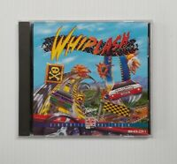 Whiplash PC CD-ROM Disc Jewel Case Tested Working Windows 95 MS-DOS 5.0 ORIGINAL