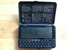 Franklin Bookman Speaking Merriam-Webster Dictionary Electronic Fully Functional